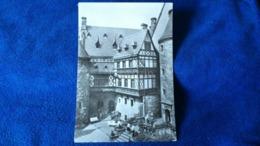 Feudalmuseum Schloss Wernigerode Harz Schlosshof Germany - Wernigerode