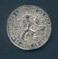 Médaille - Avers « Congrès Libéral De Belgique 1846 » - Revers « L'union Fait La Force – BRUXELLES » - Professionnels / De Société