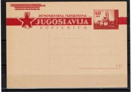 FAL JUG - EP CARTE POSTALE  NEUVE REF. MICHEL P93 - Postal Stationery