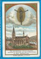 Holycard   B.Kûhlen   Miraculeus Beeld   Wijk - Maastricht - Devotion Images