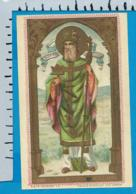 Holycard   St. Eglisius - Andachtsbilder