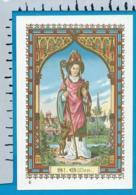 Holycard   St. Gilles - Devotion Images
