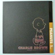 New Zealand - GPT - Peanuts Part 1 - Charlie Brown - Set Of 4 - NZ-D-126/129 - Collector Folder - Mint - New Zealand