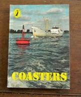 Oud Boek COASTERS  Door H . Westerwal    Geillustreerd    Nederlands - Boten