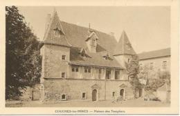 CPA - Ed. Bouillot - COUCHES-les-MINES - Maison Des Templiers - Other Municipalities