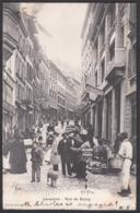 CPA  Suisse, LAUSANNE, Rue De Bourg, 1904 - VD Vaud