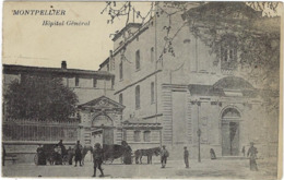 34 Montpellier Hopital General - Montpellier