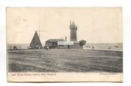 Port Elizabeth - Donkin Reserve Lighthouse - 1903 Used South Africa Postcard - Zuid-Afrika