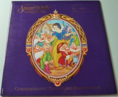 New Zealand - GPT - Set Of 3 - Snow White & The Seven Dwarfs - Limited Edition - Mint In Folder - Nouvelle-Zélande