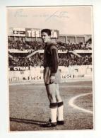 Calcio Catania RAMBALDELLI RENATO  CALCIO FOOTBALL  Authograph - Autographes