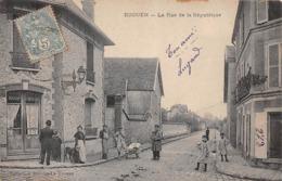 95 - N°150973 - Ecouen - La Rue De La République - Ecouen