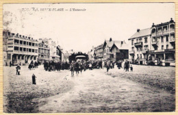 BERCK PLAGE  - L ENTONNOIR -ANIMEE - Berck