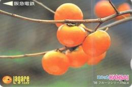 FRUIT - Carte Prépayée Japon - Lebensmittel