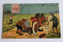 Illustrateur  Donadini 1907 - Donadini, Antonio