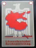 Postkarte Propaganda Reichsparteitag Nürnberg - Deutschland