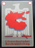 Postkarte Propaganda Reichsparteitag Nürnberg - Allemagne
