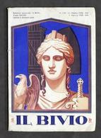 Scuole Riunite Per Corrispondenza - Bollettino Catalogo Il Bivio N. 110 - 1938 - Libros, Revistas, Cómics