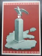 Postkarte Propaganda Reichsparteitag Nürnberg - Briefe U. Dokumente