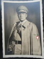 Postkarte Propaganda Reichsmarschall Göring - Allemagne