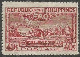 Philippines - 1948 Baguio Food Conference 40c MNH **     Mi 486   Sc C67 - Philippines