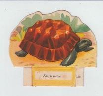 """Découpi Image VACHE SERIEUSE PETIT GROSJEAN - N°150 """"Zoé, La Tortue"""" - Andere"""