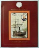 New Zealand - GPT - Scott Of The Antarctic - NZ-D-49 - 1500ex - Limited Edition Folder - Mint - New Zealand