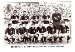 Bologna FC 1964 - 65 (CAMPIONE D' ITALIA 1963 - 64) CALCIO FOOTBALL Authograph - Autographes
