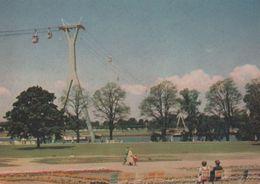 Köln - Deutz, Rheinpark, Rheinseilbahn - Ca. 1970 - Koeln