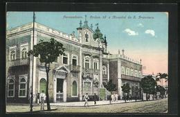 AK Pernambuco, Ordem 3a E Hospital De S. Francisco - Brésil