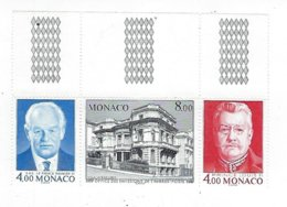 Timbres - Monaco - Bloc - Carnet - Office Des Émissions De Timbres Poste 1987 - Neuf - Bloques