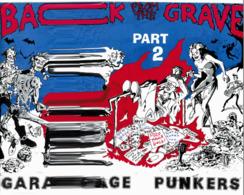 CD N°191 - BACK FROM THE GRAVE VOL. 2 - COMPILATION ROCK GARAGE PUNK - Punk