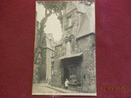 CPA - Vire - Maison Gothique (XVe Siècle) - Vire