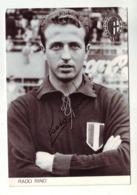 Bologna FC, Rino Rado  CALCIO FOOTBALL Authograph - Autographes