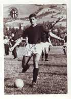 Bologna FC, Giacomo Bulgarelli  CALCIO FOOTBALL Authograph - Autografi