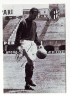 Bologna FC, Harald Nielsen  CALCIO FOOTBALL Authograph - Autographes