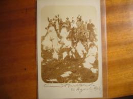 ASIAGO    Carte-photo    1904 - Italy