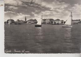 Grado Gorizia Incanto Dal Mare Vele Barche 1957 - Gorizia