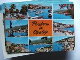 Kroatië Croatia Kroatien Croatie Opatija Nice Views - Kroatië