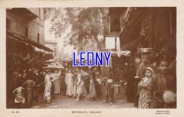 CPSM 9X14 Du LIBAN - BEYROUTH - BAZAAR - BELLE ANIMATION 1923 - Liban