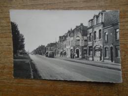 """Pont-de Nieppe , Rue Nationale  """""""" Carte Animée Et Véhicules D'époque """""""" - Autres Communes"""
