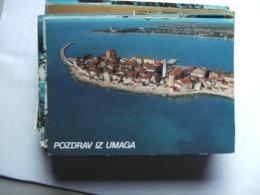 Kroatië Croatia Kroatien Croatie Umag Panorama - Kroatië