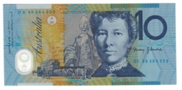 Australia 10 Dollars 1998 UNC .PL. - Emissioni Governative Decimali 1966-...