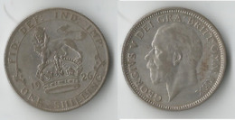 GRANDE BRETAGNE  1 SHILLING  1926    ARGENT - I. 1 Shilling