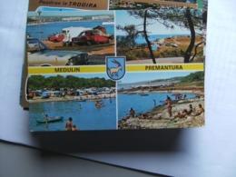Kroatië Croatia Kroatien Croatie Medulin Premantura - Kroatië