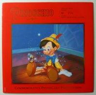 New Zealand - GPT - Disney - Pinocchio - NZ-A-109 & 110 - 3000ex - Collector Folder - Mint - New Zealand