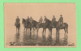 Albania Durazzo Cavalleria Regio Esercito Foto 1941 Cavalli Horses Chevaux - Guerra, Militari