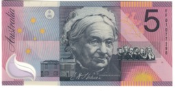 Australia 5 Dollars 2001 UNC .PL. - 2001-2003 (Polymer)