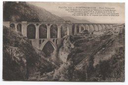 1933 Fontpedrouse - Pont Séjourné - Andere Gemeenten