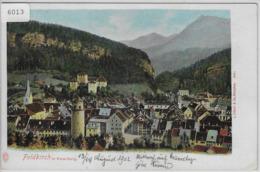 Feldkirch - Gesamtansicht 1902 - Feldkirch