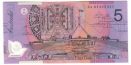 Australia 5 Dollars 2003 UNC .PL. - Decimal Government Issues 1966-...